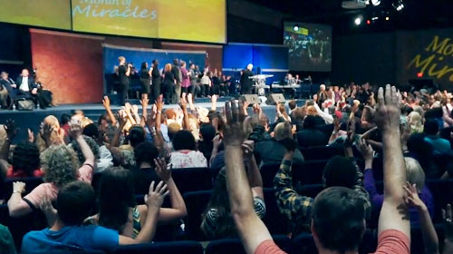 event digital - Benny Hinn Ministries: Miracles Can Happen At Any