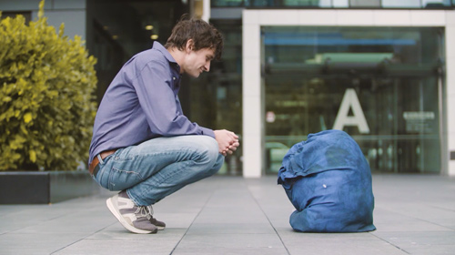 Confessions of a Highly Emotional Bag Man